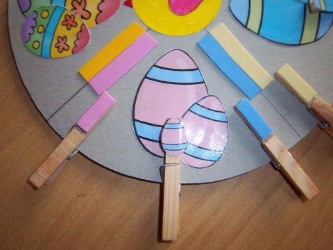 Velikonočně - vzdělávací tvoření s dětmi - Balíček velikonoční zábavy pro děti