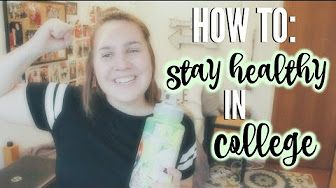 TayTot - YouTube Trying to stay healthy in college is very hard so I decided to make a video to give you guys some advice on how I have been trying to stay in shape this year at college!