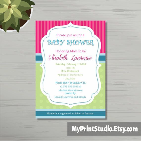 66 best Baby Shower Ideas images on Pinterest Shower ideas, Card - baby shower invitation templates for microsoft word