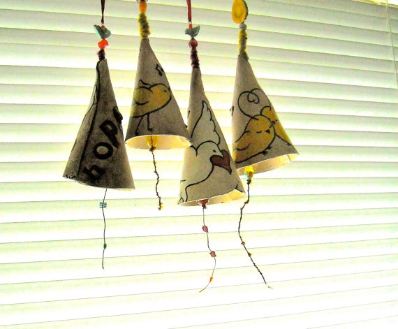 Fun for the Kids room!  Be neat for them to decorate with underglazes