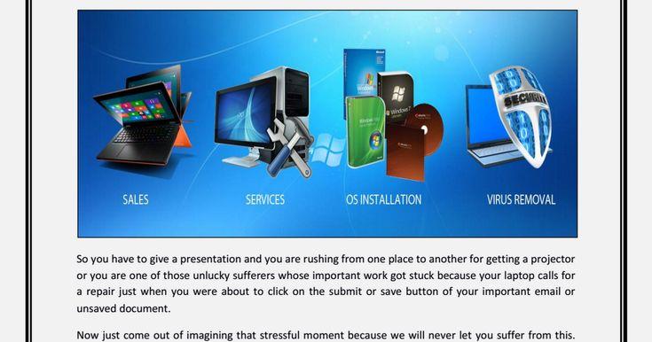 Affordable #Laptop #Repair #Services in Delhi
