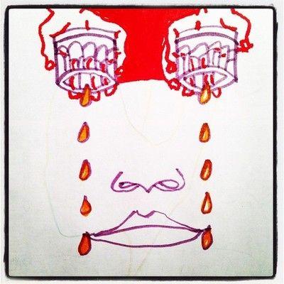 Whiskey #graffiti #sketch #sketchbook #blackbook #streetart