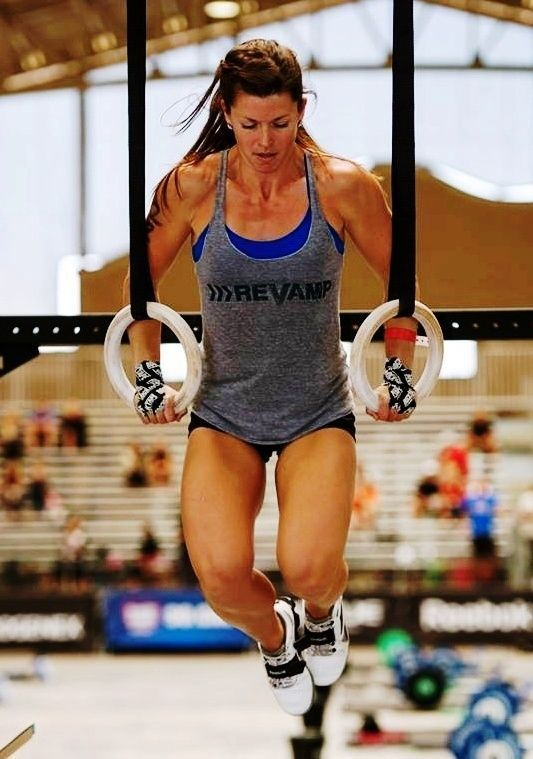 I will get muscle ups. It might take years but I will get it. #MuscleGirls