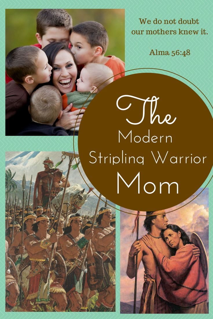 Stripling Warrior Mom: Protecting Family Against Pornography-Captain Moroni Style
