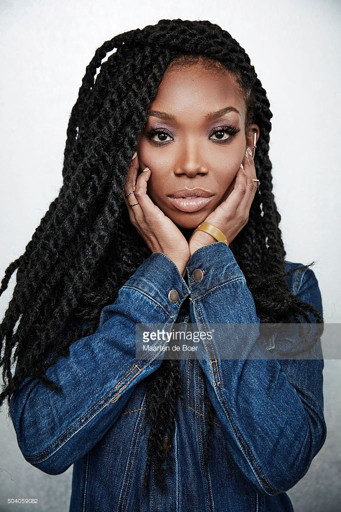 "Brandy Norwood Prepares Her ""Chicago"" Broadway Debut Pictures"