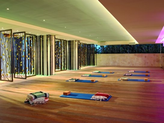 Yoga studio miami beach yoga pinterest yoga and for Yoga room interior design