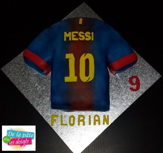 Maillot Messi Barcelone
