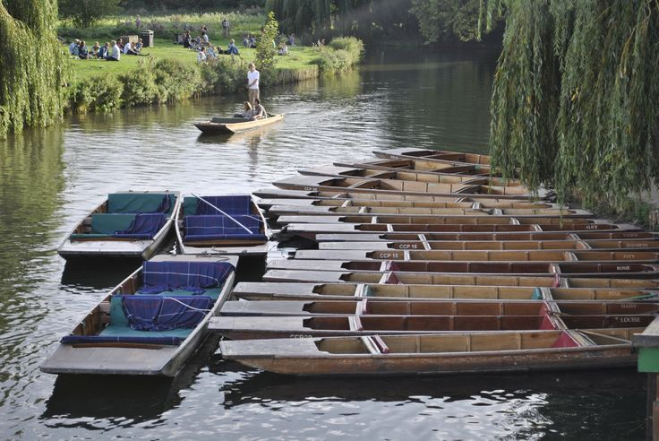Punts on the Cam