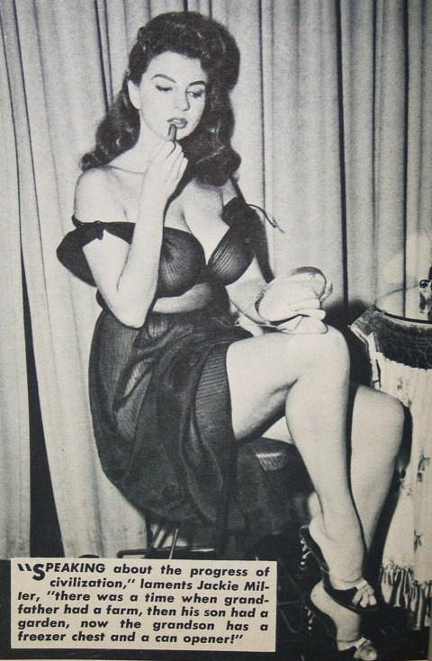 Jackie Miller | Jackie Miller | Vintage lingerie, Wonder ...