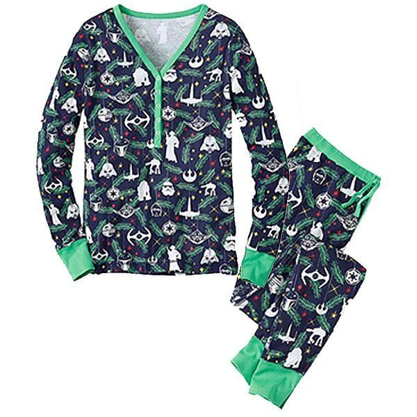 Star Wars Christmas Pajamas Family Set 2 | Family clothing ...