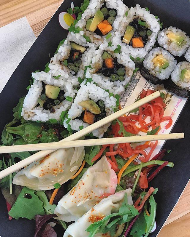 @itsu - making vegan sushi dreams come true 🍣🍱🍚 #vegan #vegans #whatvganseat #veganrecipe #vegansofldn #instavegan #veganfood #instadaily #instahealth #instagood #instafood #vegansofinstagram #vegansofig #foodporn #veganfoodporn #veganfollow #f4f #l4l #follow4follow #like4like #sweetvegan #vegangirl #veganlove #vegantreaties #instalikes #vegansushi #sushi #japan Vegan Recipes from BEAUT.e See more recipes >>