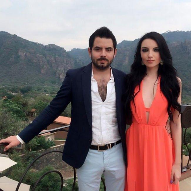 Así fue la boda de Aislinn Derbez y Mauricio Ochmann