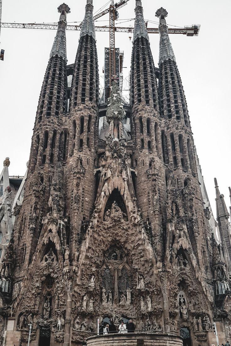 Sagrada Familia In Barcelona Oder Warum Es Okay Ist Auch Mal Nein Zu Sagen Sagrada Familia Gaudi Barcelona