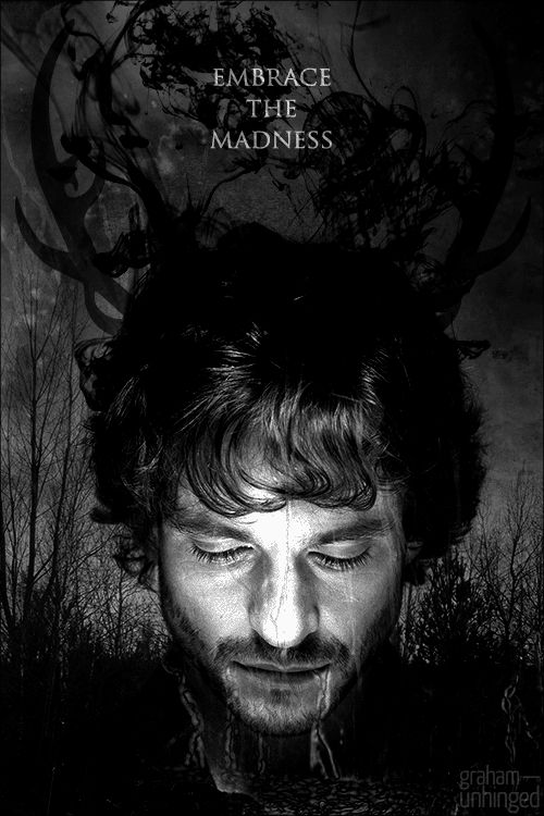 »I feel… fluid. Like I'm spilling.« #Hannibal