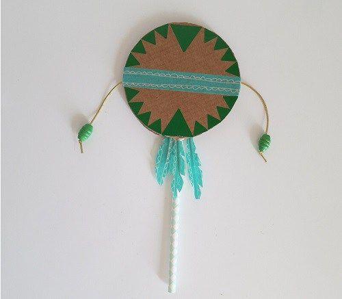 5.Indian Spirit, le tambourin