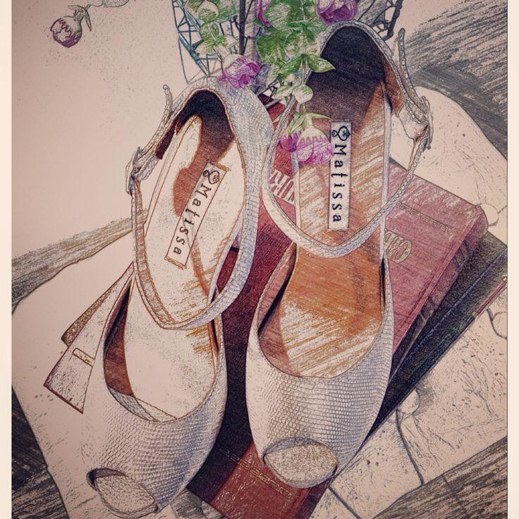 Bridal shoes !!!