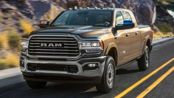 2020 Dodge Ram 2500 Laramie Longhorn Ram 2500 Mega Cab Dodge Mega Cab Dodge Ram