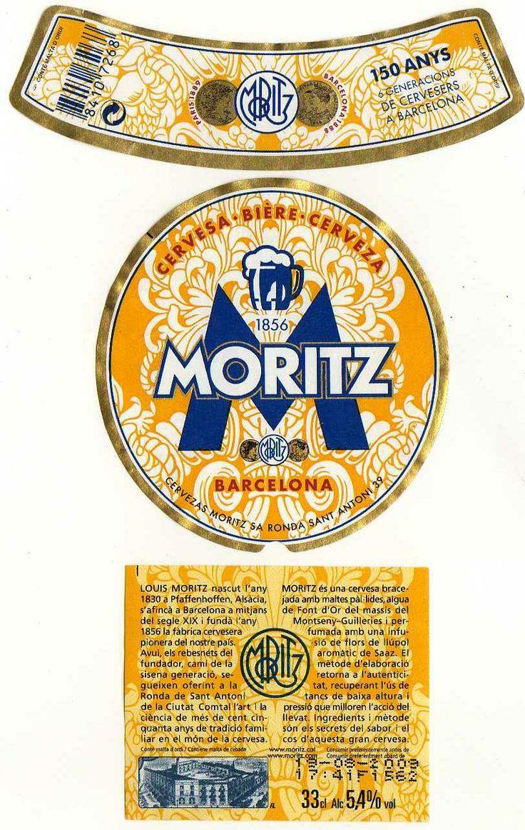 Etiqueta Moritz