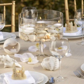 31 best centerpieces images on pinterest centerpiece ideas wedding decorations cheap beach wedding centerpiece ideas apply the beach wedding centerpiece ideas junglespirit Gallery
