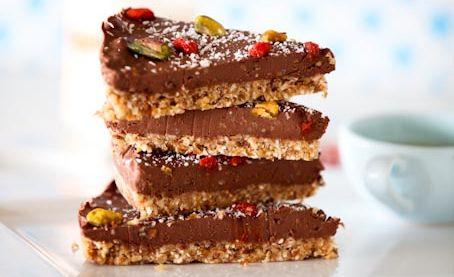 Loving Earth - Recipes - Choc Nut Cake - wheat, dairy and sugar free