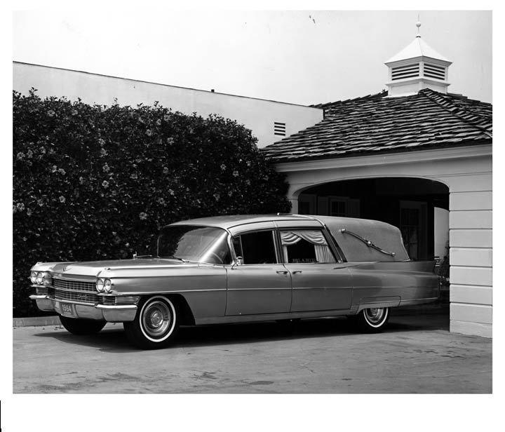 Cadillac Hearse ultimate dream car