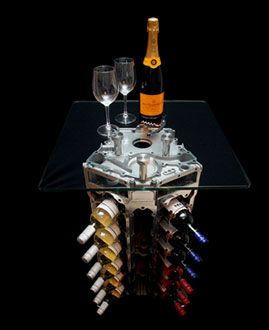 Home - V12 Designs - Bespoke Jaguar V12 Engine Tables and Furniture