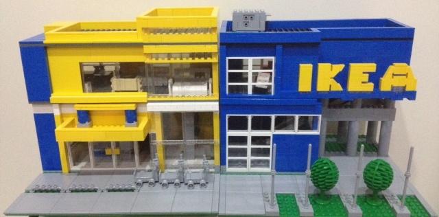Lego IKEA!!!