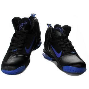 Nike Zoom LeBron 9 IX  Black/Blue