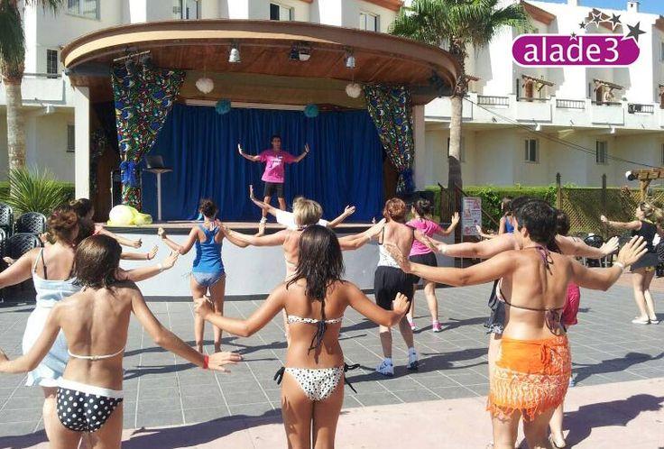 Animación Turística: Dance Club www.alade3.es