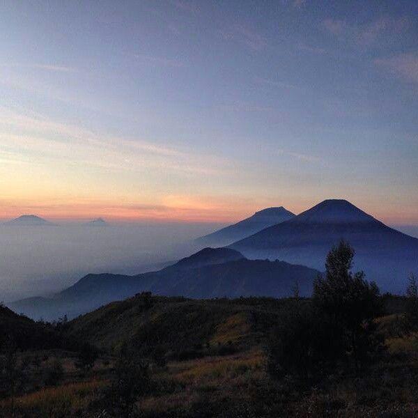 Mt. Prau, Dieng #centraljava #indonesia