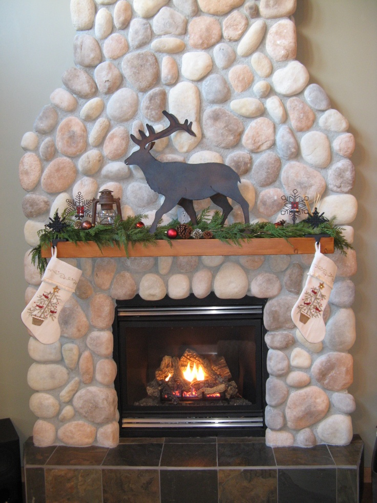 The stockings are hung by the chimney with care...