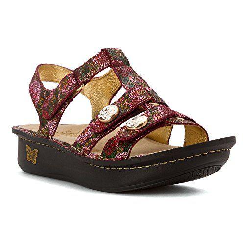 Alegria Womens Kleo Pleasant Garden Sandal - 37 Alegria https://www.amazon