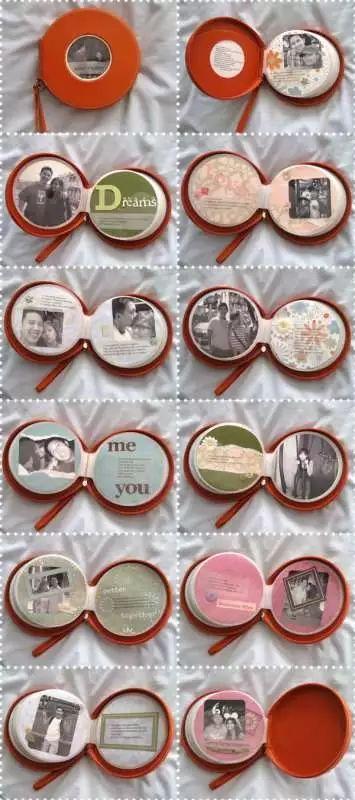porta cd san valentino