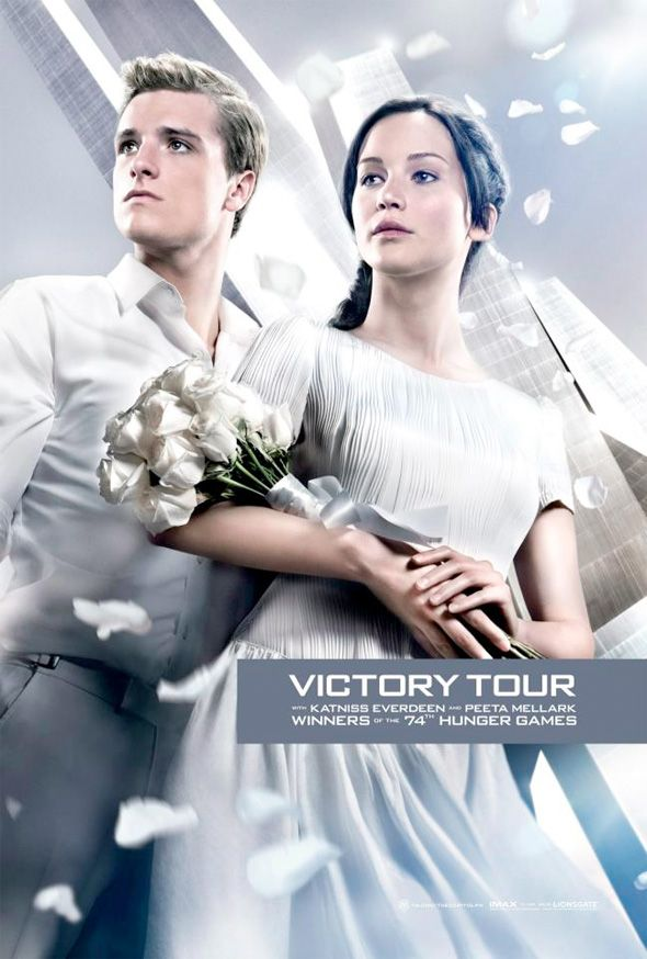 Hunger Games Victory-Poster