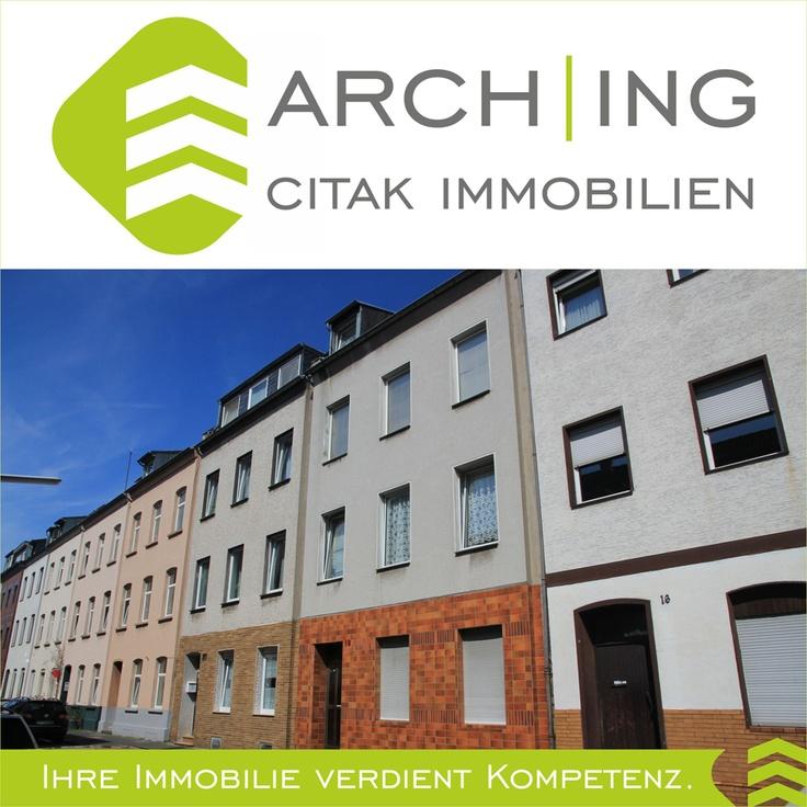 Mehrfamilienhaus mit 4 Wohnungen in Köln-Holweide.