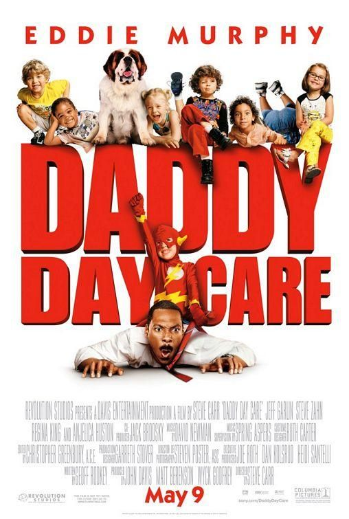 DADDY DAY CARE // usa // Steve Carr 2003