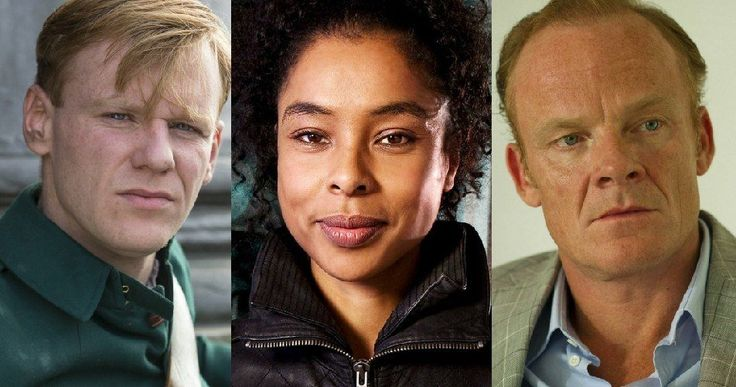 Hellboy Rounds Out Its Cast with Three More Actors -- Sophie Okonedo, Brian Gleeson and Alistair Petrie have all come aboard Lionsgate's highly-anticipated Hellboy reboot. -- http://movieweb.com/hellboy-reboot-cast-sophie-okonedo-brian-gleeson-alistair-petrie/