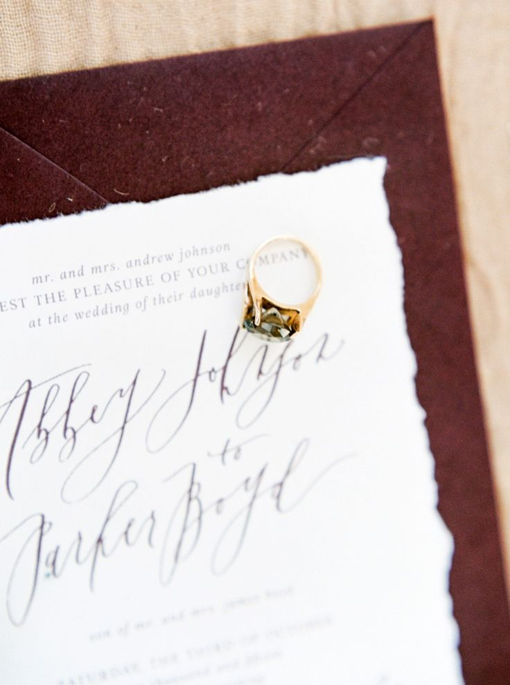 calligraphy inspired wedding invitation 213 best Vintage