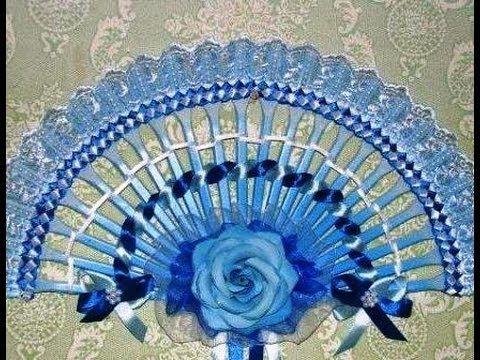 Как сделать веер. Предлагаю сделать красивое настенное украшение -- веер на стену своими руками по предложенным мной рекомендациям. На изготовление веера вам...