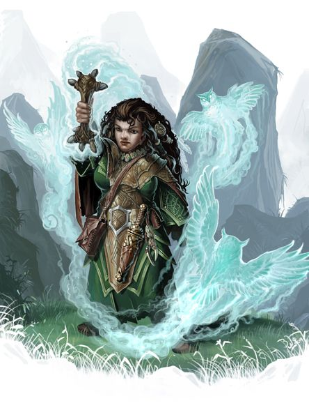 Born with purple eyes, this dwarf girl was given to the elder Shaman deep in the mountain to be raised and trained in his ways. Description from deviantart.com. I searched for this on bing.com/images