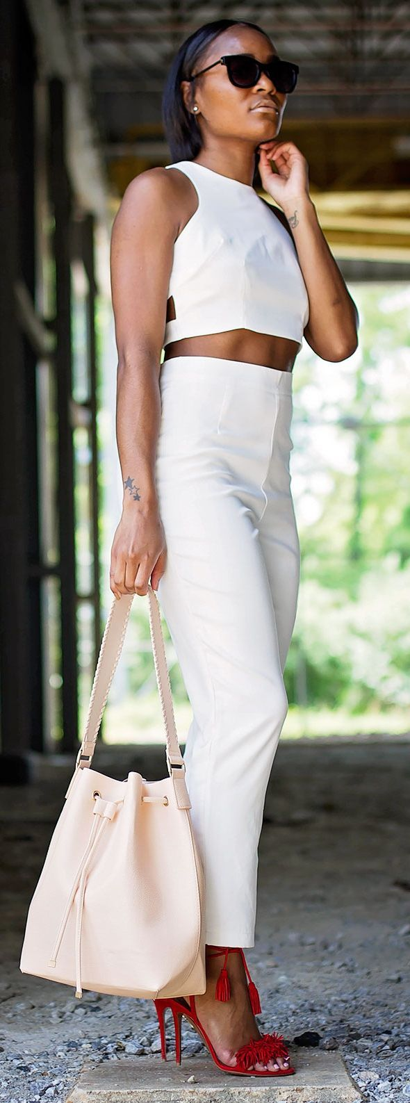 Twin Set Summer Style by The Daileigh
