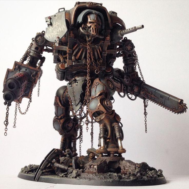 warhammer 40k, imperial knight, gamesworkshop, space wolves | eBay