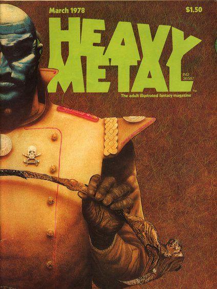Heavy Metal March 1978