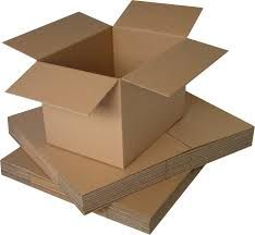 Boxes, cardboard
