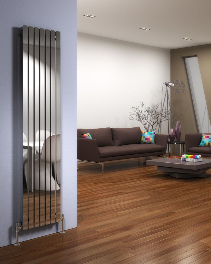 Time to reflect on stainless steel designer radiators.  Simply Radiators can help.