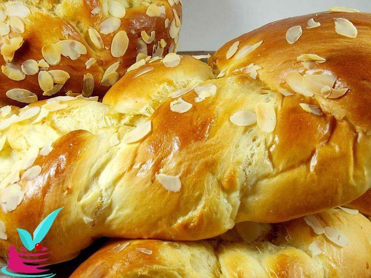 ΤΣΟΥΡΕΚΙ ΠΟΛΙΤΙΚΟ - Νόστιμες συνταγές της Γωγώς!