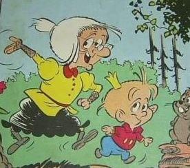 Nonna Abelarda e Soldino