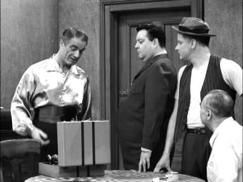 The Honeymooners S01E23 Mama Loves Mambo - YouTube