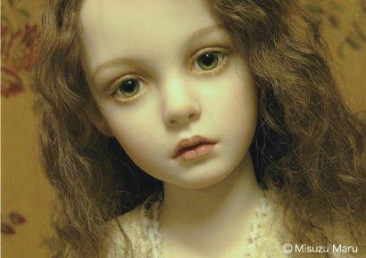 2009年秋、丸美鈴作品 の画像|Misuzu Maru Doll Studio Blog