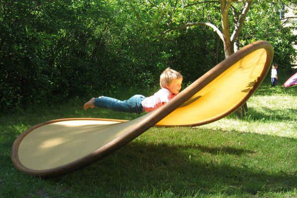 "A ""Shallow Swing"" Disc 